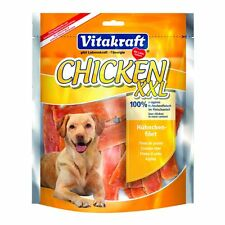 VITAKRAFT Snack per cani pollo XXL FILETTO DI POLLO - 250 g - OSSEQUI Snack Cani