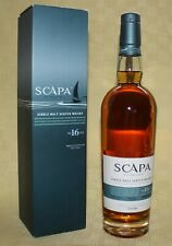 Scapa 16 years old Gift Box Scotch Whisky