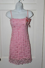 HOT SAUCE CUTE PINK DRESS NWT SIZE SMALL