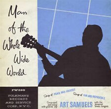 CD - SAMUELS, ART - MAN OF THE WHOLE WIDE WORLD - SEALED