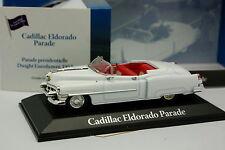 Atlas UH Coche Presidencial 1/43 - Cadillac El dorado Desfile Eisenhower