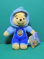 Winnie en grenouillère pyjama Peluche 20cm  Disney - Nicotoy - soft toy plush
