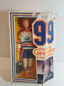 Vintage Mattel - The Great Gretzky - Wayne Gretzky Doll NIP