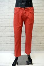 CALVIN KLEIN Pantalone Corto Uomo Taglia 30 44 Pants Men's Jeans Estate