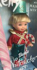 Soldier Tommy Doll Christmas Nutcracker, New, Mattel Barbie
