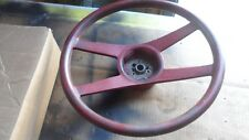 1970-1981 CHEVY CAMARO & CORVETTE 4 SPOKE STEERING WHEEL