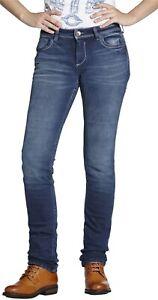 ROKKER Rokkertech Lady Ladies Motorcycle Jeans Biker Trousers Comfortable Cut