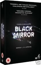 Black Mirror: Complete UK Series 1 + 2 + Special (DVD)~~~~Charlie Brooker~~~~NEW