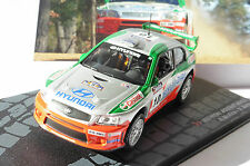 HYUNDAI ACCENT WRC2 #10 MCRAE SENIOR RALLY AUSTRALIA 2001 IXO ALTAYA 1/43 RALLYE