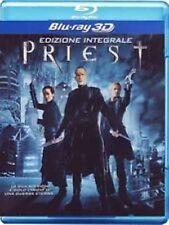 Blu Ray  PRIEST 3D *** Edizione Integrale ***   ......NUOVO