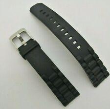 Genuine TAG HEUER Formula 1 Rubber 17mm width Black Strap Bracelet Ladies Watch