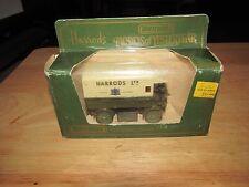 """MATCHBOX MODELS OF YESTERYEAR HARRODS DELIVERY VAN """" 1919 WALKER  VAN"""""""