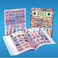 FAMOUS STAMP ALBUM STAMPS INCLUDED like COLORING BOOK EASY AMAZING MAGIC TRICK