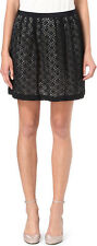 Marc by Marc Jacobs Collage Lace Skirt General Navy Women's 8