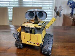 "Disney Pixar WALL-E Interactive Robot 10"" Toy Thinkway RARE! Works! Retired"