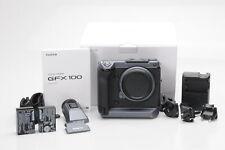 Fuji Fujifilm GFX 100 Medium Format 102MP Mirrorless Camera Body #520