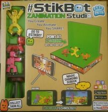 Stikbot Zanimation Studio Pets by ZING V2.0 Animation Cell Phone Toy BRAND NEW