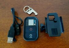 GoPro ARMTE-001 Wi-Fi Remote + Cable + Keyring + Mounting Clip - Free Delivery