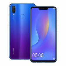 Huawei Nova 3i Ine-lx2r Dual 4gb RAM 128gb Iris Purple