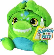 Lunch Pets Insulated Kids Lunch Box – As Seen on TV Plush Animal and Lunch Box