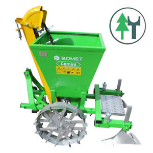 Kartoffellegemaschine KL1 für Kleintraktoren Traktoren