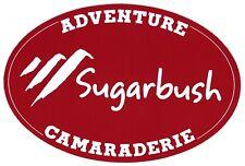 Sugarbush Vermont Ski Snowboard Resort Area Mountain Sticker Decal