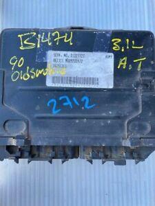 USED OEM 1990 OLDSMOBILE 01227727 ENGINE COMPUTER