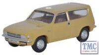 76ALL003 Oxford Diecast Austin Allegro Harvest Gold 1/76 Scale OO Gauge