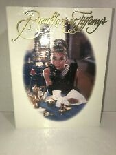 Breakfast At Tiffany's VHS + CD Box Set Paramount New and Sealed Script CD Pics!