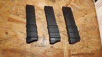 3 - NEW - 10rd Extended Magazines Clips Mags for Glock 43 -- 9mm   (G188)