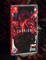 Carrion - US Switch eShop Digital Download