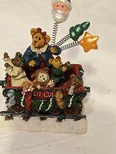 Boyds Bears The Lil' Cub Nursery Train Car