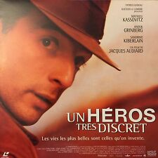 HEROS TRES DISCRET (UN) WS VF PAL LASERDISC Mathieu Kassovitz, Anouk Grinberg