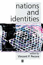 Nations Identities Reading P (KeyWorks in Cultural Studies), Pecora, Pecora, Use