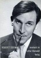 946 Robert T. Odeman Kabarettist Pianist Kleinkunst Telefunken Schallplatten