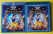 BIANCANEVE E I SETTE NANI SLIPCASE WALT DISNEY BLURAY