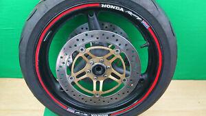 Honda Hornet CB600 2003 Front wheel & Tyre