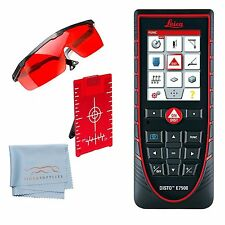 Leica Disto E7500 500-Feet Laser Distance Measurer with Color Viewscreen, 822820