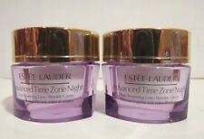 Lot 2 x Estee Advanced Time Zone Night Wrinkle Creme (0.5 oz each)