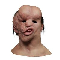 Adult Mens Elephant Man Joseph Merrick Side Show Halloween Costume Latex Mask