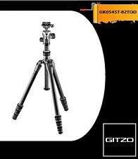 Gitzo GK0545T-82TQD Series 0 Traveler Carbon Fiber Tripod & GH1382TQD Ball Head