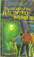 ALFRED HITCHCOCK & THE THREE INVESTIGATORS - THE SECRET OF THE HAUNTED MIRROR