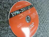 1996 Ford Mustang Coupe Convertible Shop Service Repair Manual DVD Cobra GT