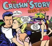 The Cruisin' Story 1955-1960 3-CD NEW SEALED Chuck Berry/Bill Haley/Buddy Holly+