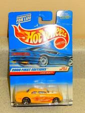 HOT WHEELS- SHOE BOX- 2000 FIRST EDITIONS- NEW ON CARD- L37
