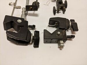 Manfrotto(??)  Made in Italy and other Vintage Camera Clamps