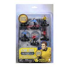 Star Trek The Original Series Away Team Starter Set Wizkids HeroClix