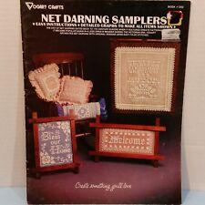 Vintage Net Darning Samplers 6 Patterns
