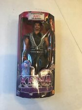 "XENA, WARRIOR PRINCESS - ARES ""THE DELIVERER"" 12"" FIGURE - TOY BIZ - 1999 - MIB"