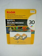 Kodak 30 Color Ink Cartridge Twin Pack New And Sealed
